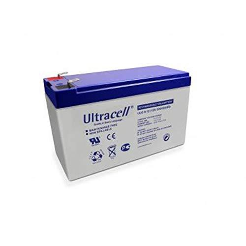 Ultracell - Petite batterie GEL UCG 12V 9Ah