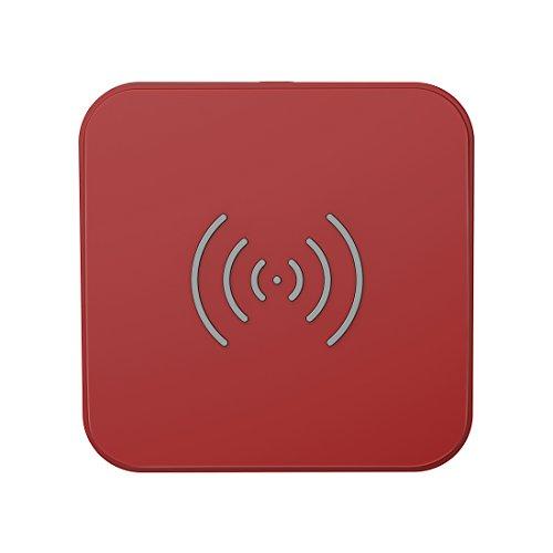 CHOETECH Wireless Charger,Qi-Zertifiziertes Wireless Induktives Ladegerät Kompatibel mit iPhone 12/12 Pro/SE 2020/11/11Pro Max/XS/XS Max/XR/X/8, Galaxy S20/S10/S10E/Note 20/10/9/8/S9/S8, Huawei usw