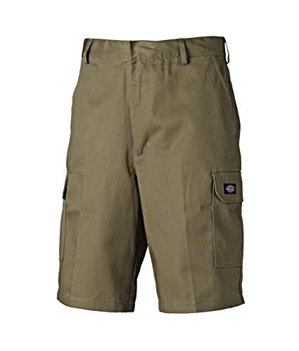 Dickies Redhawk Pantalones cortos, Marrón (Khaki), 48 ES para Hombre