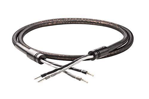 Silent Wire LS 16 mk2 | Schwarz | 16x0,5mm² | Ausführung: Single-Wire | Länge: 2x3,0m