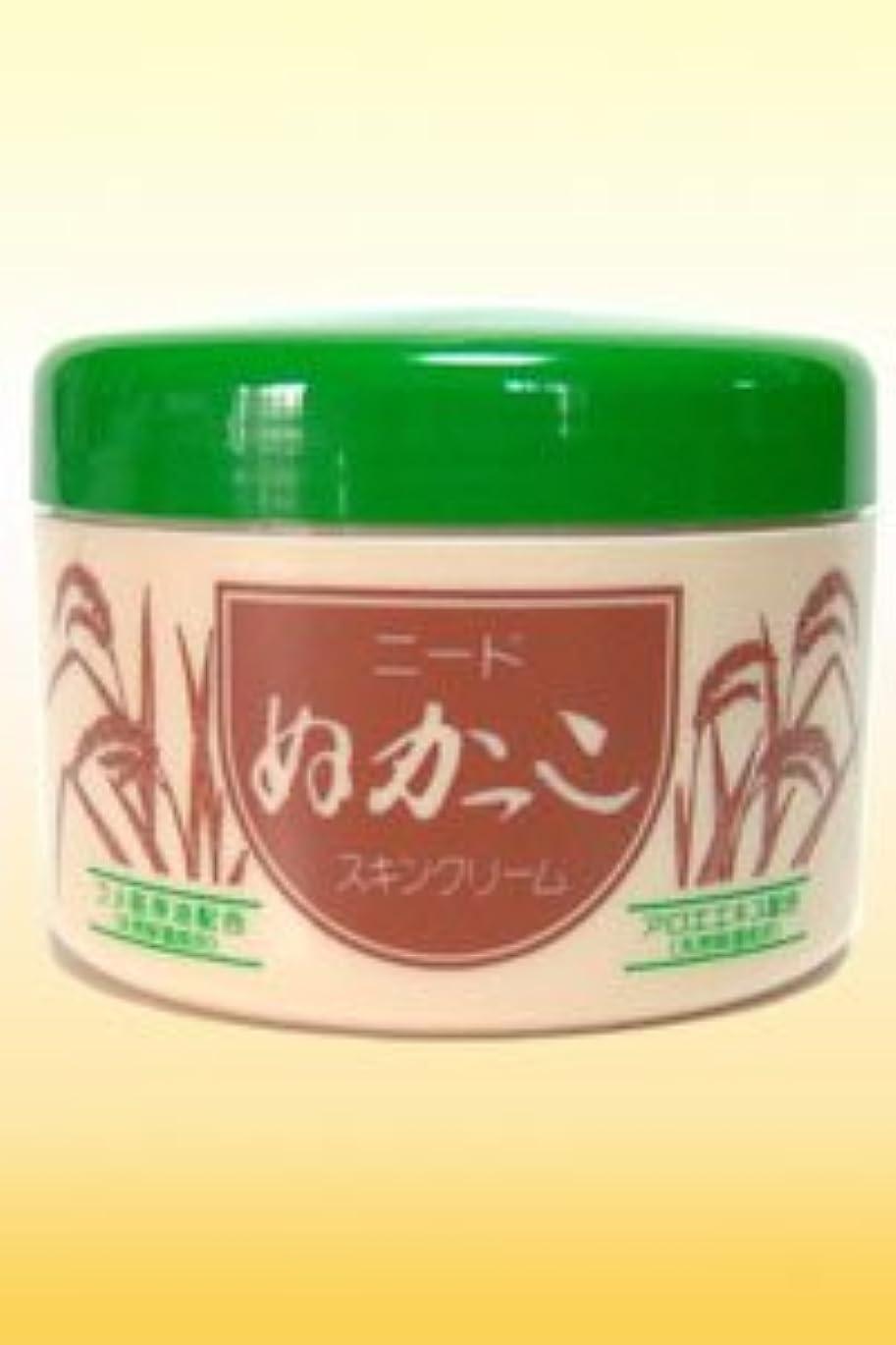 専門呼吸する署名【田中善】ニードヌカッコ スキンクリーム 162g