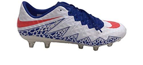 Nike Hypervenom Phelon 2 Acc AG Women's White-Blue-Red...