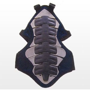 Protection dorsale pour motard - taille XL - B2