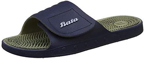 Sandak Men Alfred Blue Flip Flops Thong Sandals-9 UK (8629090)