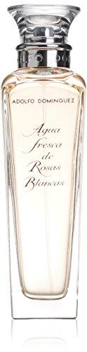 Adolfo Dominguez Agua Fresca de Rosas Blancas Vaporizador Collector Agua de Tocador - 200 ml