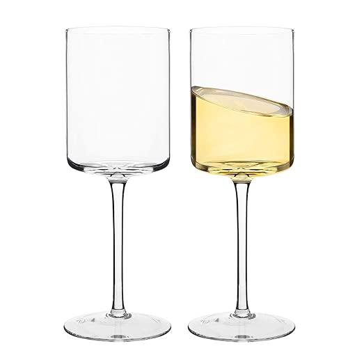 Vasos de cristal de alta calidad, Copas de champán, 2 uds.