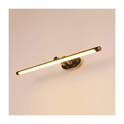 William 337 Badkamerverlichting, LED, spiegel, spiegel, make-uplamp, waterdicht, mistachterlicht, trap, wandlamp [energieklasse A ]