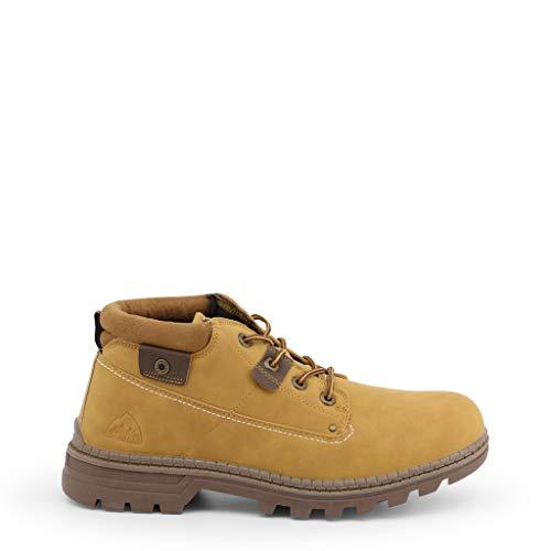 Carrera Jeans - Botas de Invierno Chukka Impermeables y Transpirables