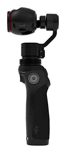DJI OSMO - Gimbal Telecamera Portatile Professionale I Supporto Smartphone Incluso I Foto, Video E Panoramiche In Alta Definizione I Alta Tecnologia - Nero