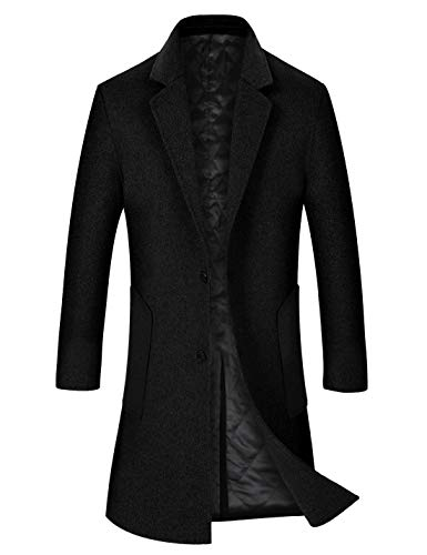 Long Coat Mens