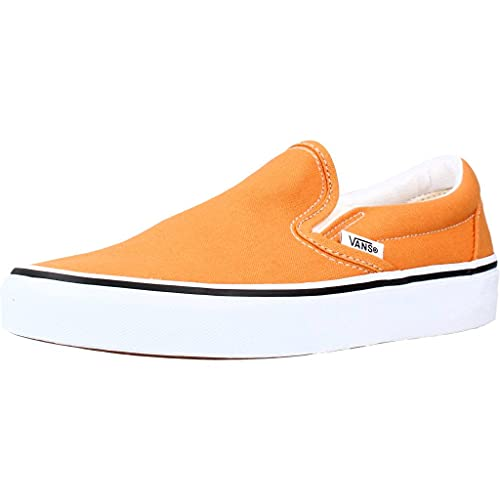 Vans Classic Slip On Slip On Mujeres Amarillo - 36 1/2 - Slip On Shoes
