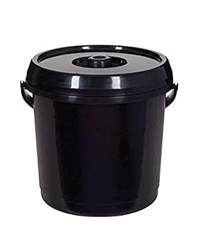14L Bucket With Lid Ideal Camping Toilet, Nappy Bin (B00583BEUY) | Amazon price tracker / tracking, Amazon price history charts, Amazon price watches, Amazon price drop alerts