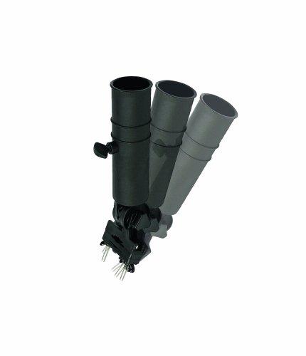 Longridge Support Parapluie Pour Chariot Golf Noir