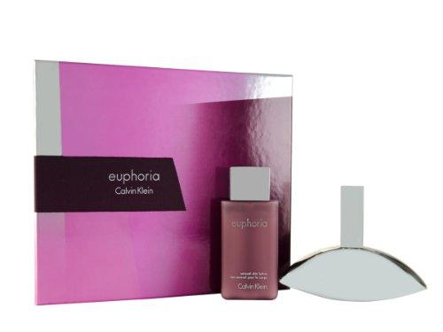 Calvin Klein Estuche Euphoria Edp 100 ml + Loción Corporal Hidratante 100...