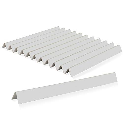 Stanbroil Stainless Steel Flavorizer Bars Fit Weber Summit 600 Series Summit E-640 S-640 E-650 S-650 E-660 S-660 E-670 S-670 Gas Grills with a Smoker Box, Replacement Parts for Weber 67670, 12 PCS Accessories Cooking Outdoor Tools