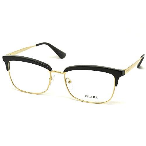 Prada VPR 08S Col.1AB-1O1 Cal.55 New Occhiali da Vista-Eyeglasses