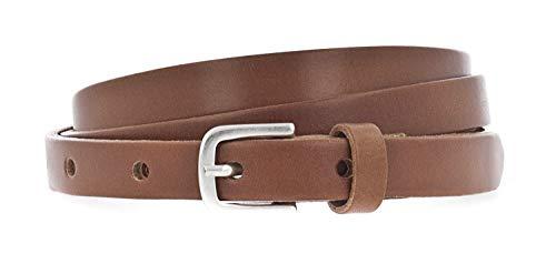Vanzetti Neon Booster 15mm Full Leather Belt W75 Cognac