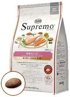 ニュートロ シュプレモ 草原のレシピ チキンのロースト 超小型犬~小型犬用 成犬用 4kg