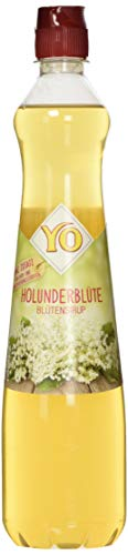 Yo Sirup Holunderblüte, PET (1 x 700 ml)