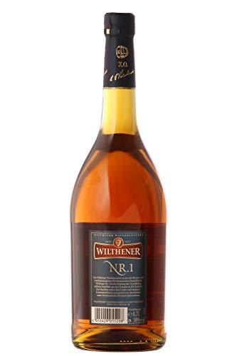 Wilthener NR. 1 , Brandy in X.O.-Qualität, Spirituose 38% vol., Branntwein der Spitzenklasse (1 x 0.7 l) - 6