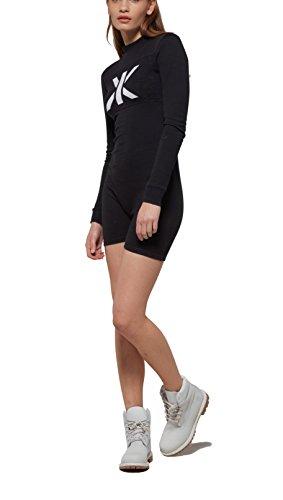 OnePiece Damen Swift Short Jumpsuit, Schwarz (Black), 40 (Herstellergröße: L) - 4