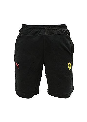 sportwear PUM76129301S broek Bermuda Scuderia Ferrari maat S