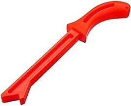 X-BAOFU, Protección de Las Manos la Seguridad serrín Sierra for Madera Palo de Empujar for la Tabla Carpintería (Color : Red D)