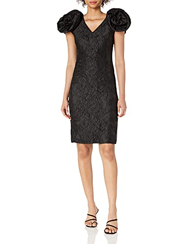 Tadashi Shoji Women's Dress, Black, Small