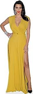 Kim Kardashian Yellow Gown Life Size Cutout