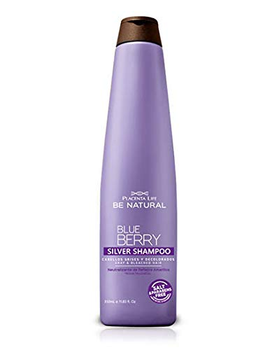 Be Natural, shampoo en conditioner (Blueberry Silver) - 350 ml