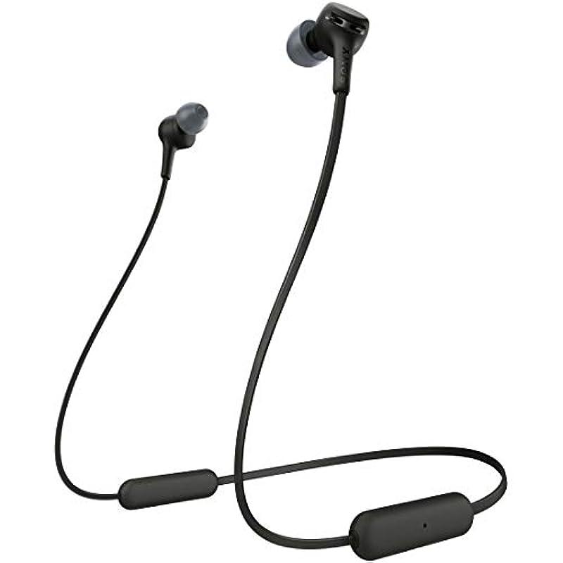 소니 블루투스 이어폰 AAC WI-XB400