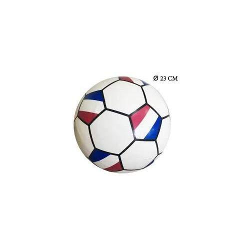 Les Colis Noirs LCN - Ballon de Football PVC France 23cm - Foot Sport Loisir Enfant - 676