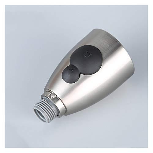 Accesorios para grifos de lavabo Grifo de cocina Reemplace la cabeza del pulverizador Mezclador de cocina Faucet Reemplazo de agua Spray Spray Sprinkler Down Down Spray Mezclador Toque Inicio Faucet A