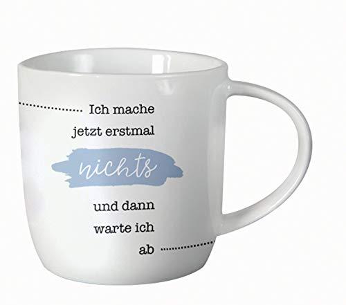 Grafik-Werkstatt Tasse, weiß, 300 ml