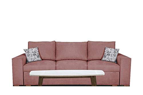PM Sofa Schlaffunktion Bettfunktion Couch Polstergarnitur Wohnlandschaft Polstersofa Couchgranitur - Vegas (Rpsa)