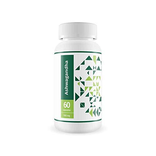 Ashwagandha Ginseng Indiano - 500 mg 60 Cápsulas