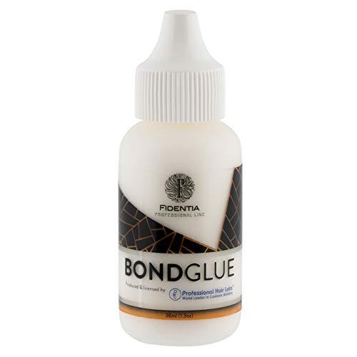 Fidentia Bond Glue - Haarkleber für Haarteil, Perücken, Toupet | transparent - 1.3 oz (38ml)