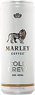 Marley Ready to Drink Coffee 4 Cans (Dark Mocha)