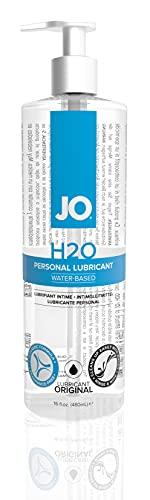 Jo H20 Lubricante Base De Agua 480 Ml