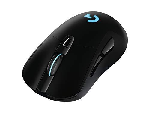 Logitech G703 Wireless/Sensor Hero Gaming Mouse