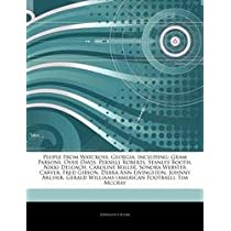 Articles on People from Waycross, Georgia, Including: Gram Parsons, Ossie Davis, Pernell Roberts, Stanley Booth, Nikki Deloach, Caroline Miller, Sonor