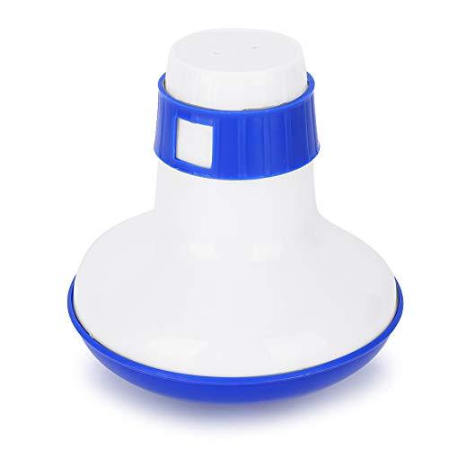 WNSC Dispensador Flotante para Piscina, dispensador para Piscina fácil de Transportar con Tapa de Bloqueo para Piscina para SPA