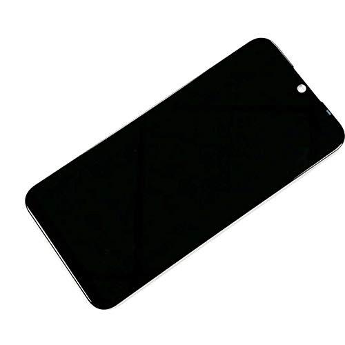 Reemplazo de la Pantalla del teléfono 5.71' Fit For ELEPHONE A6 Mini LCD Pantalla + Pantalla Táctil Digitalizador Assembly Reemplazo Probado para El Teléfono Celular Elephone A6mini (Color : Black)