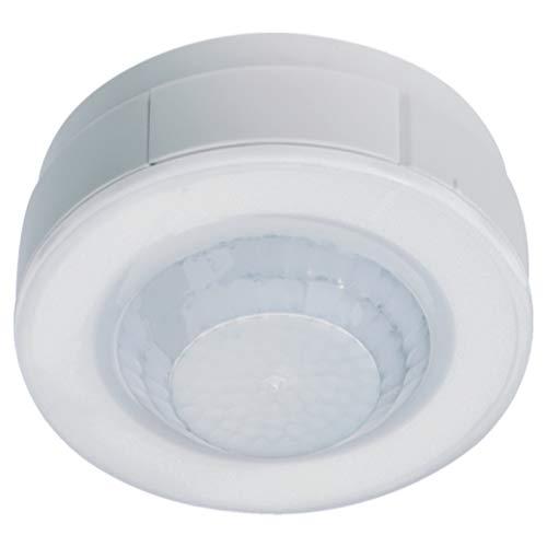 Hager Bewegungsmelder EE804A 360° AP Bewegungsmelder-Sensor 3250612258765