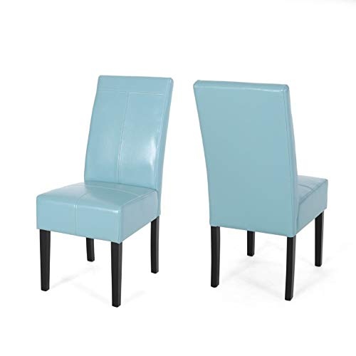 10 best accent chair blue leather for 2021