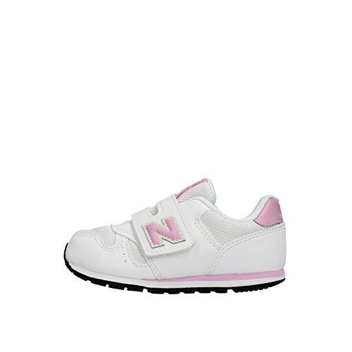 New Balance Scarpe Sneakers Lifestyle Bambina Bianco IV373BT