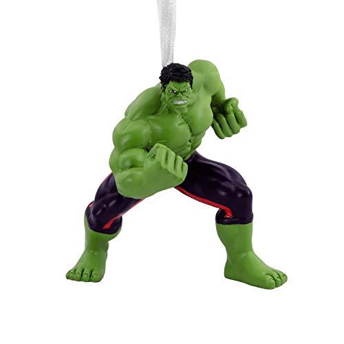 Hallmark Christmas Ornaments, Marvel Avengers Hulk Ornament