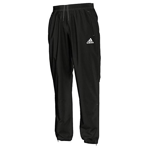 adidas Herren Torwarthose Coref rain pants Regenhose, Black/White, L