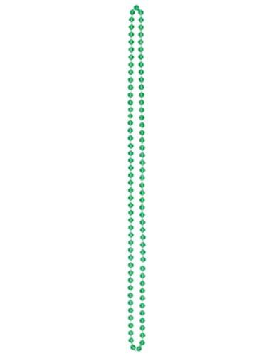 Generique - Collier Vert Saint-Patrick 76,2 cm