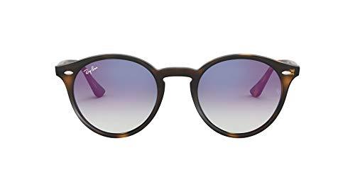 Ray-Ban MOD. 2180 Ray-Ban Sonnenbrille MOD. 2180 Rund Sonnenbrille 51, Braun